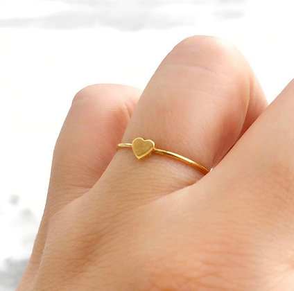 Anillo Tiny Heart