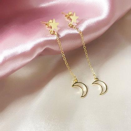 Starmoon Earrings
