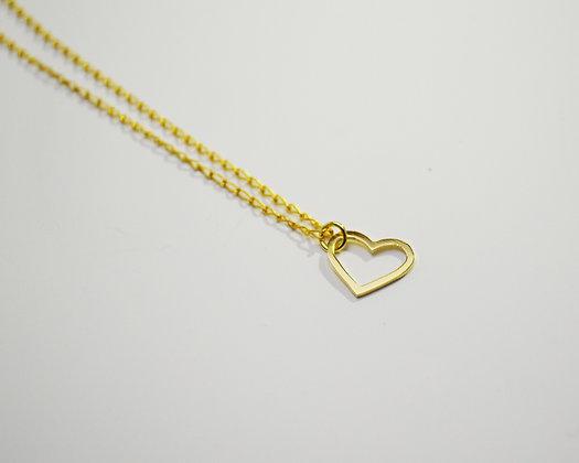 Corazón contorno mini