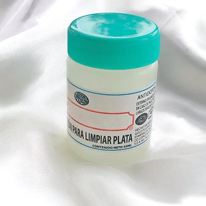 Solución de limpieza - Plata
