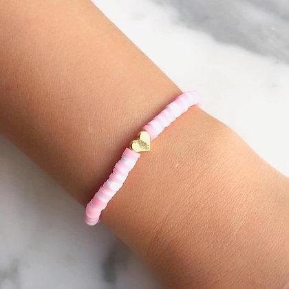 Candy Heart Bracelet