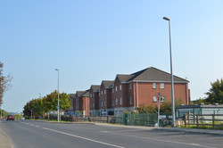 View of clinic - coming from Raheen Church Direction.