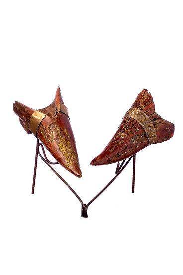 Sapato Árabe