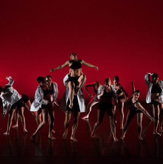 """Exhalations Dancers Perform """"The Choreography Project"""""""