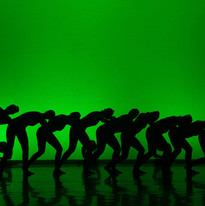 """Exhalations Company Dancers in """"Kinetic Emotion"""""""