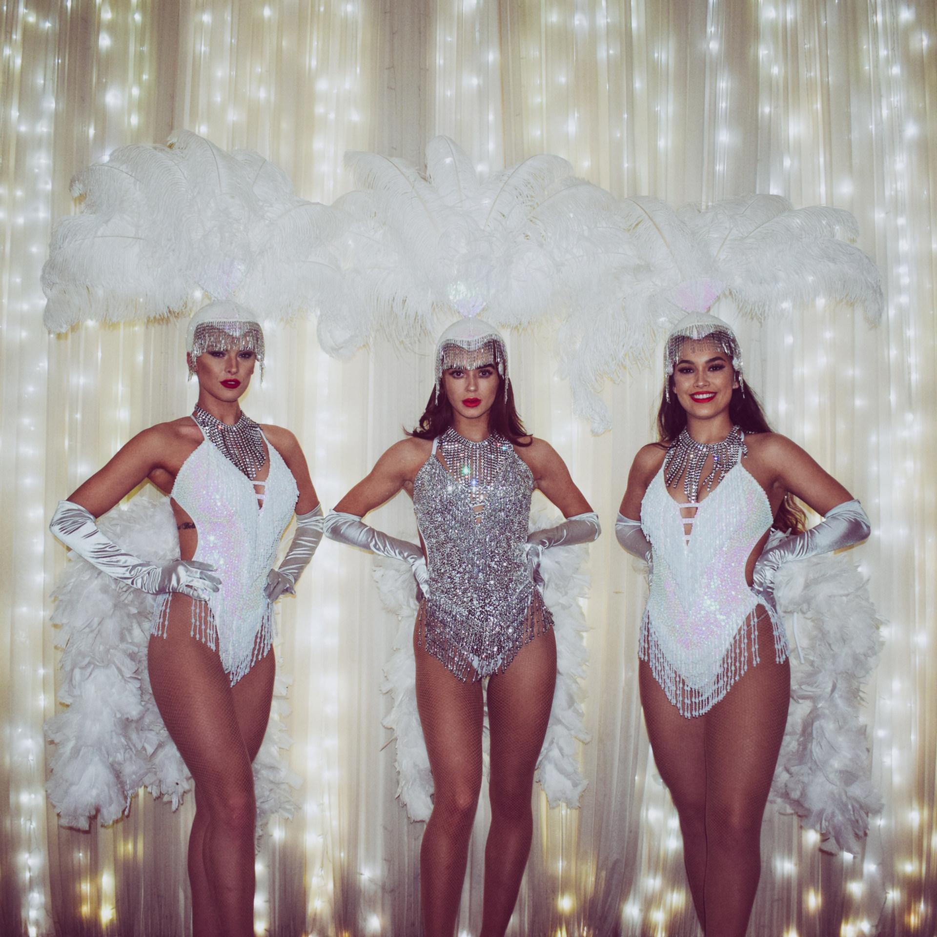 Ashton's Showgirl's