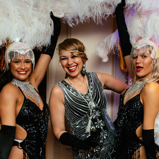 Gatsby Party Entertainment
