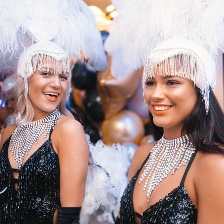 showgirls unique entertainment
