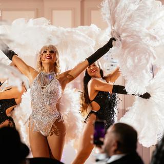 Showgirls Dancing