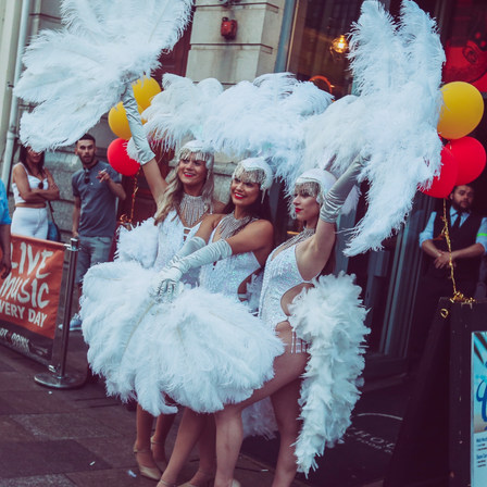 Showgirls - Cardiff City Centre