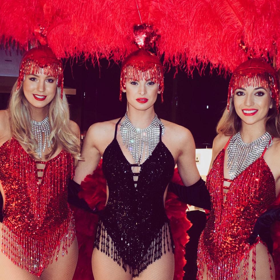 showgirls celtic manor