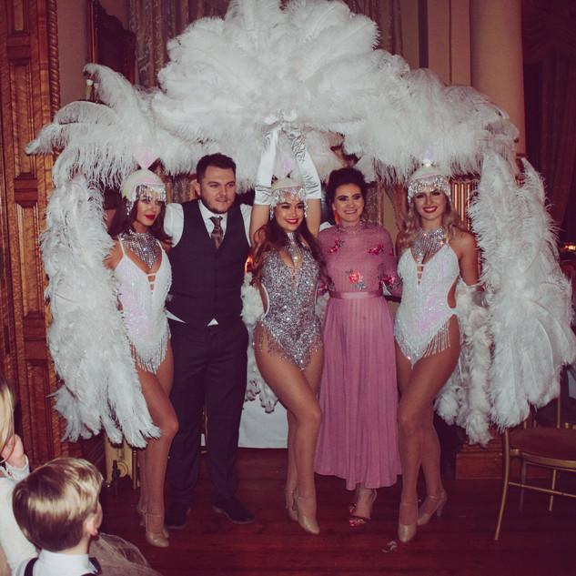 Wedding Entertainment Glamorous