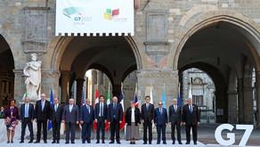 Martina al G7: 500 mln di persone fuori dalla fame entro 2030