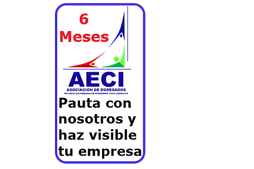 ESPACIO PUBLICITARIO SEIS MESES