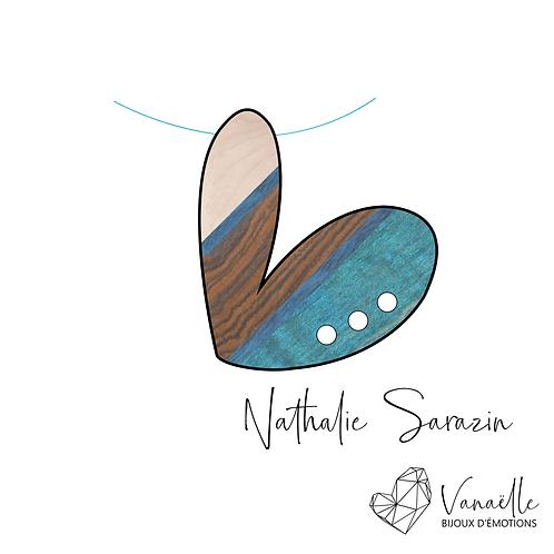 NATHALIE SARAZIN: PERSONNALISATION