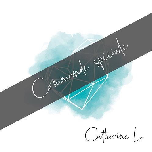 CATHERINE L: PERSONNALISATION