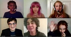 Alex, AJ, Catie, Josh, Logan and Talia