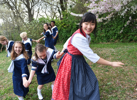 Sound of Music Opens April 26, 2019