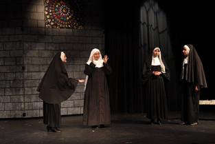Nuns How Do you Solve a Problem Like Maria