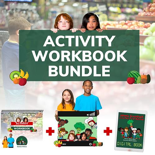 Activity Workbook Bundle