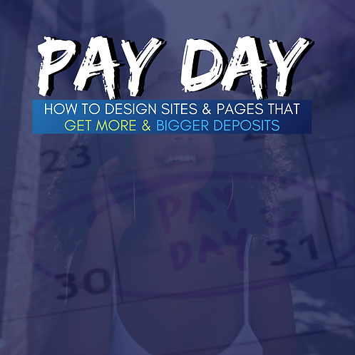 Pay Day Training