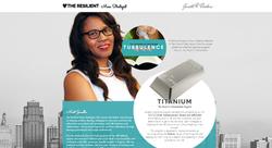 tech queen, graphic design, website,