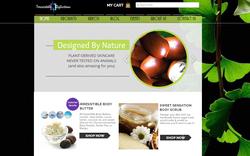 tech queen, graphic design, website