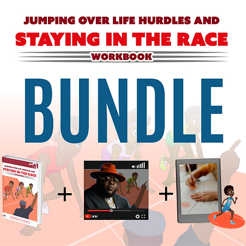 Staying In The Race Digital Bundle