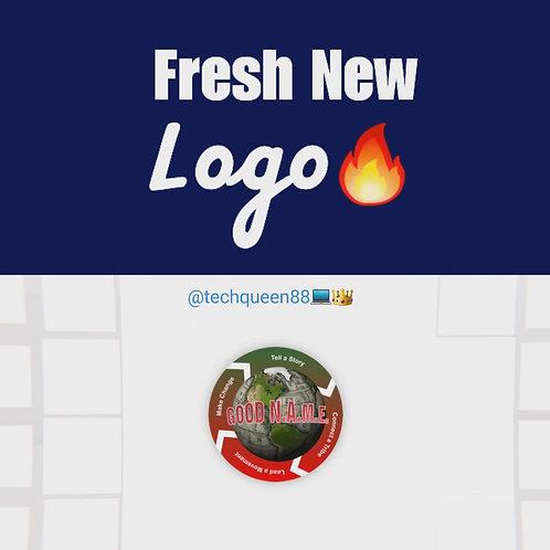 Logo + Logo Animation