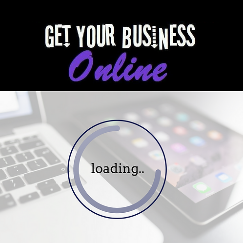 Get My Business Online Package