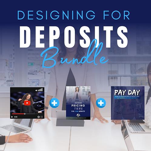 Designing For Deposits Bundle