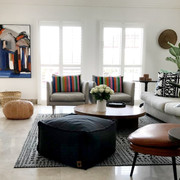 FAMILY ROOM STYLING