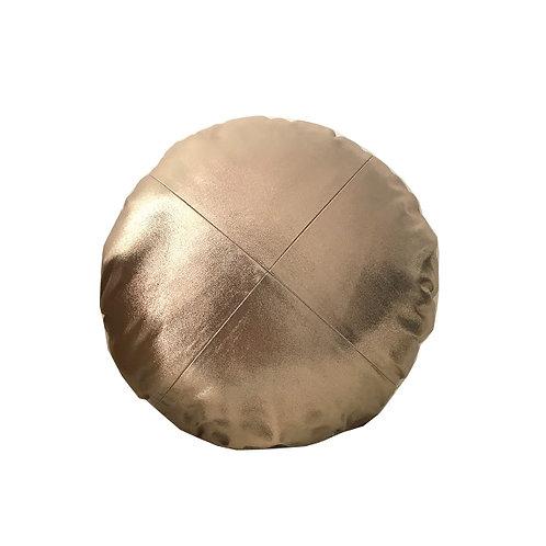 Metallic Round - Champagne