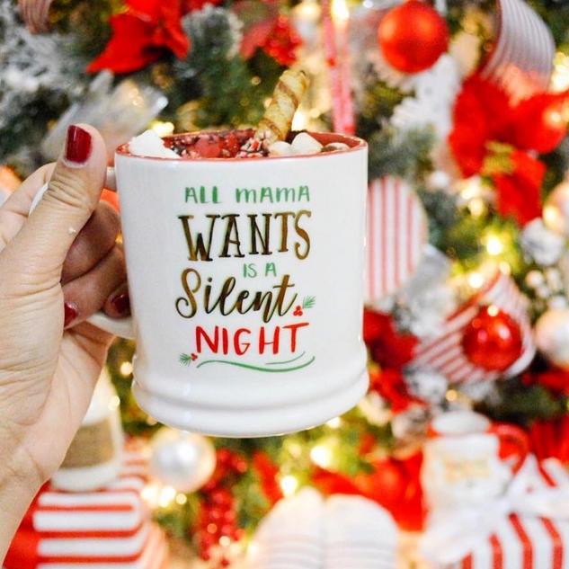 Target holiday mug