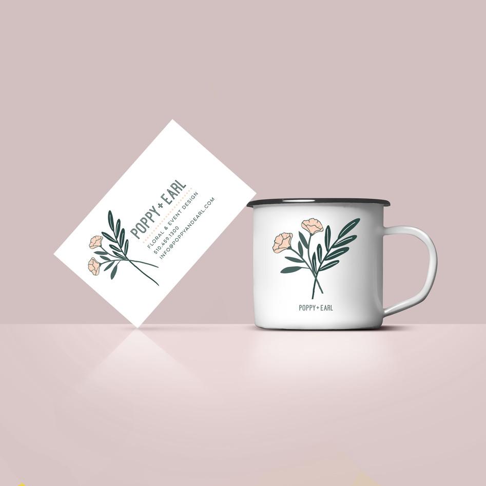 Branding design for client