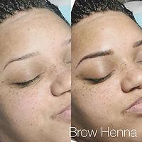 Brow Henna