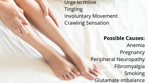 Therapies to Help Manage Restless Leg Syndrome