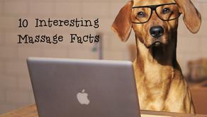 10 Interesting Massage Facts