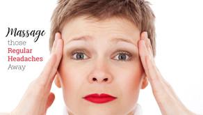 How Can Massage Help My Headache?