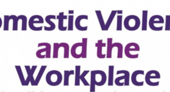 Domestic Violence: One Thing Employers Should Never Ask Co-Workers To Do.