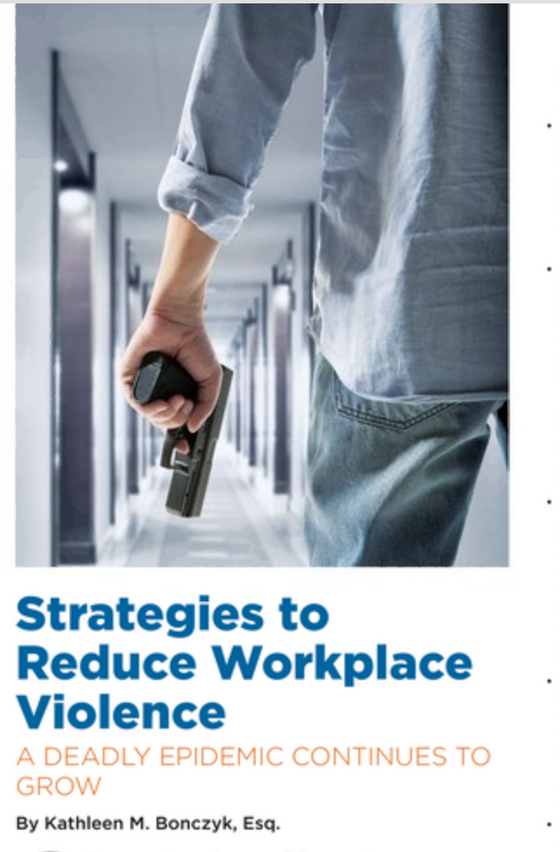 Strategies to Reduce Workplace Violence