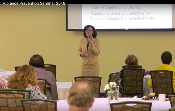2nd annual WVPI Violence Prevention Symposium