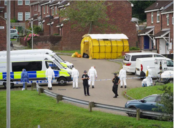 23-year-old man identified as suspect in yesterday's mass shooting in the United Kingdom