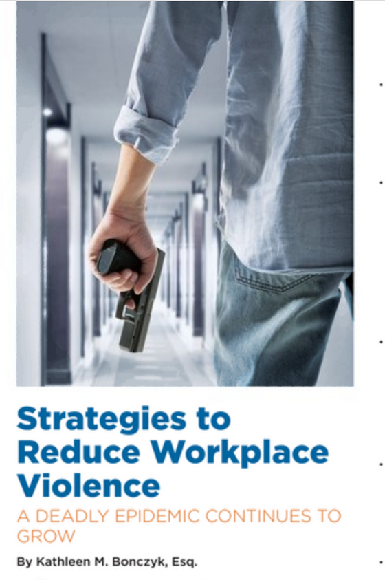 Key Takeaways to Minimize the Risk of Workplace Violence