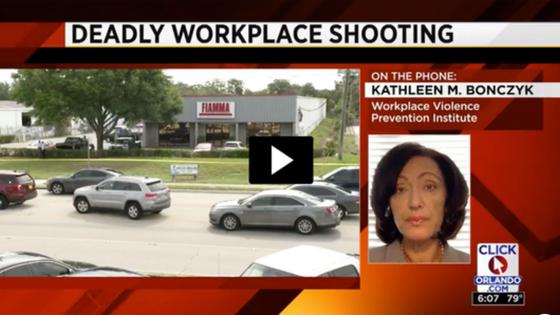 Law Enforcement & Workplace Violence Prevention