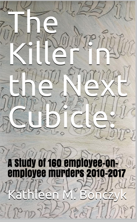 The Killer in the Next Cubicle - Coming in February 2018