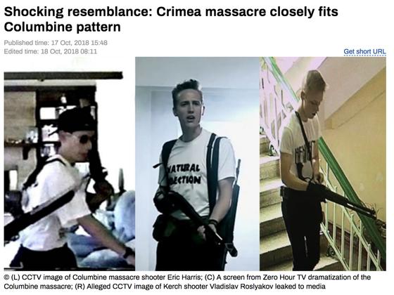 Columbine. 20 yrs: 4/20/99-4/20/19