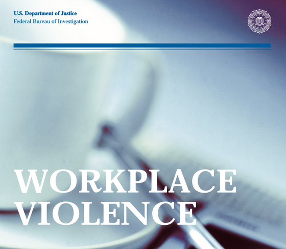 F.B.I. Sample Workplace Violence Policy