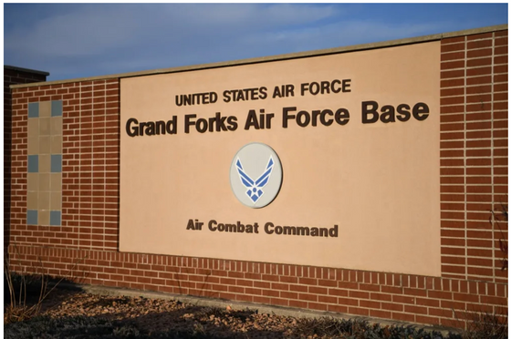 Apparent workplace violence leaves 2 dead at North Dakota military base