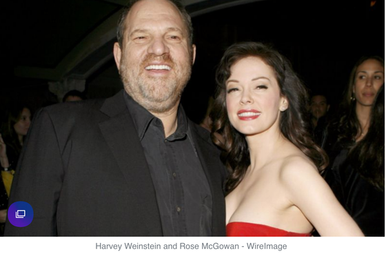 Harvey Weinstein: To Harass or not to harass, that is the question